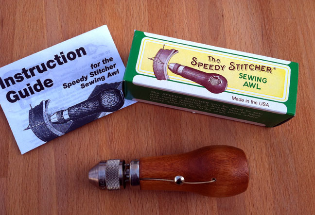 speedy stitcher sewing awl kit instructions